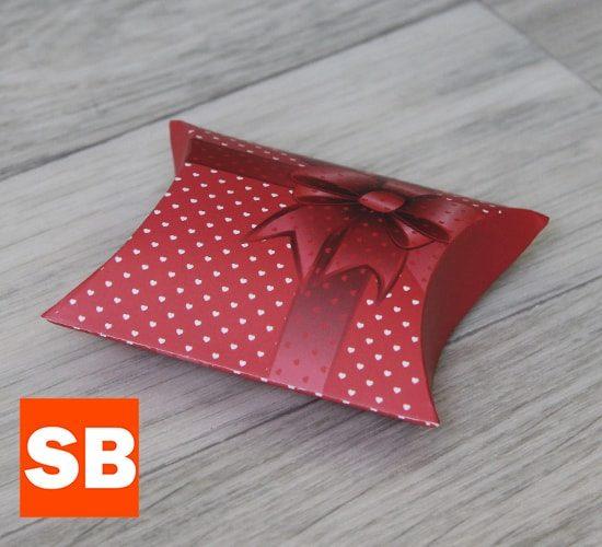 Упаковка подушка