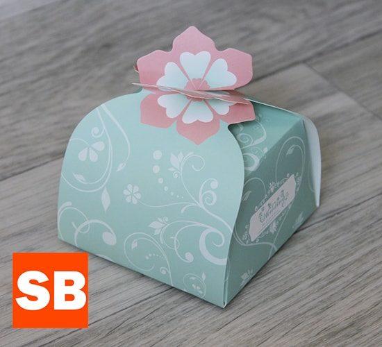 "Упаковка ""Box Wedding"""