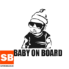 Baby on board - 3