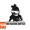 No! Rasing battle!