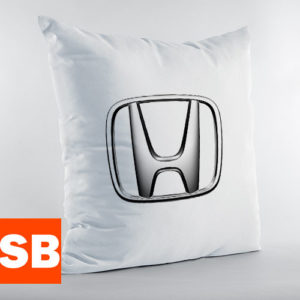 Подушка с логотипом Honda (Ходна)