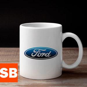 Кружка Ford