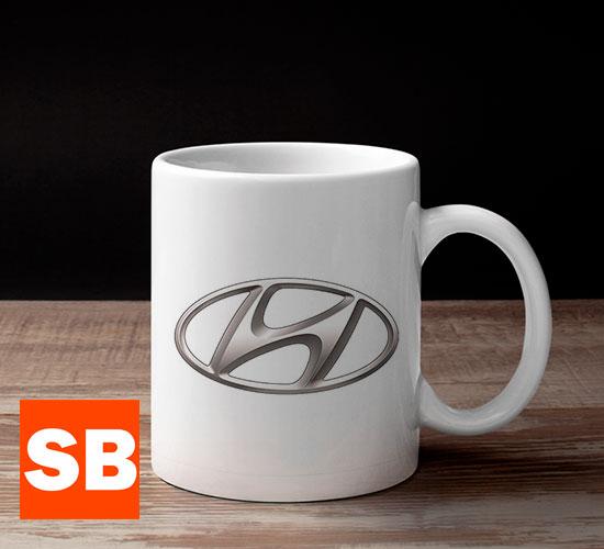 Кружка Hyundai