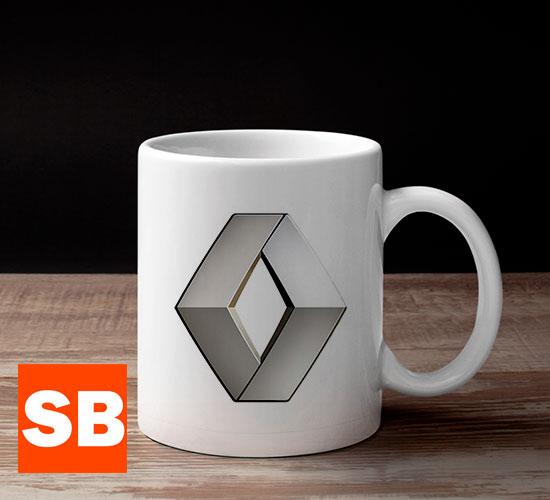 Кружка Renault