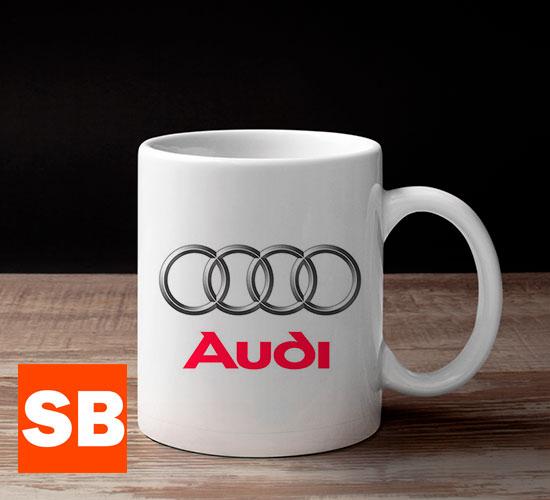 Кружка с Audi