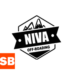 Наклейка Niva off-roading