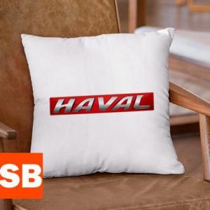Подушка с логотипом HAVAL